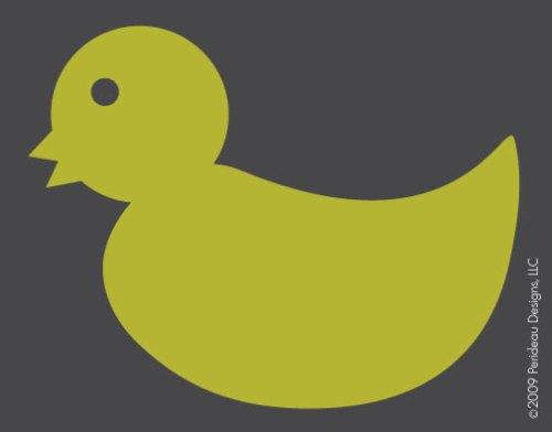 silhouette-duck1