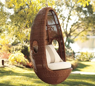 For the Love of... Hanging Chairs - Domestically Speaking