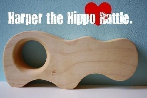 harper the hippo