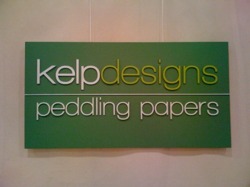 Kelp Designs NSS Sign