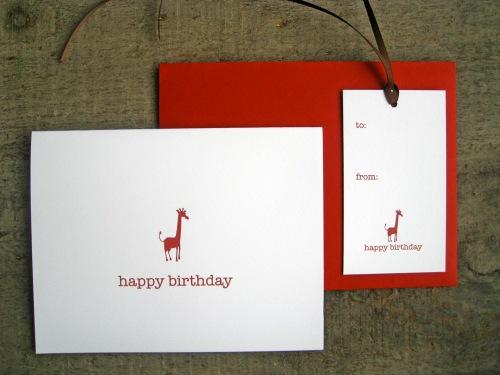 red giraffe birthday 1