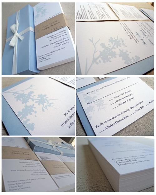 blue blossom wedding suite