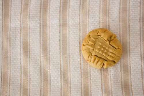soy butter cookie